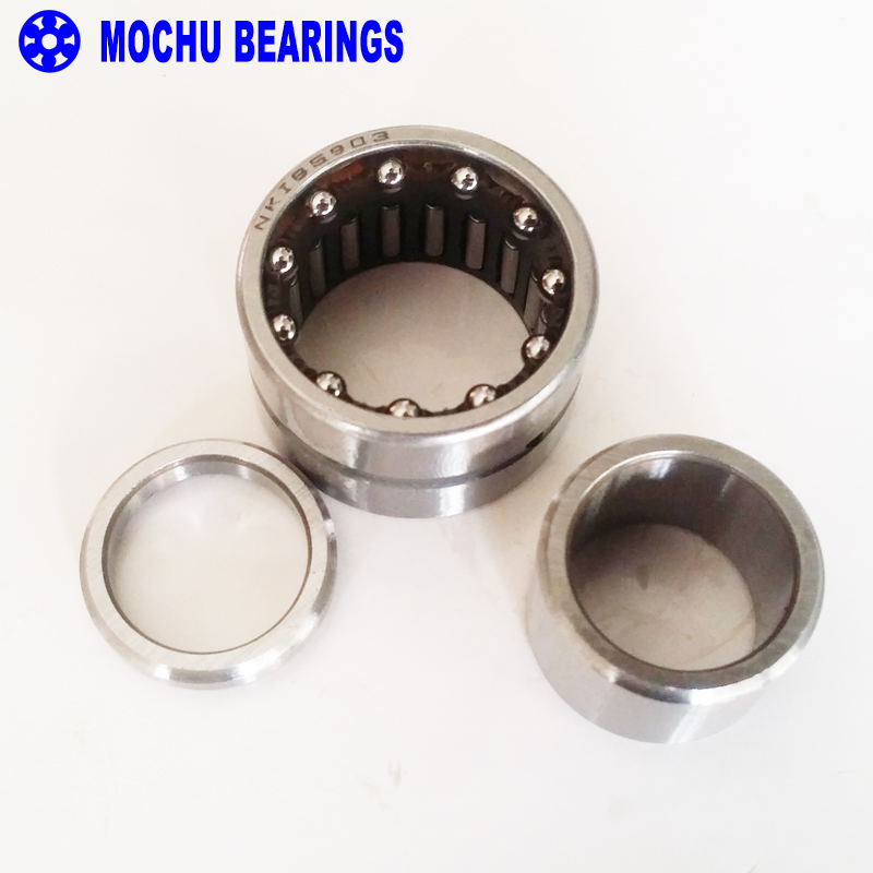 1piece NKIB5910 NKIB5910-XL 50X72X34X30 NKIB MOCHU Combined Needle Roller Bearings Needle Roller Angular Contact Ball Bearings 5 led 3 mode bicycle bike rear tail lamp light red