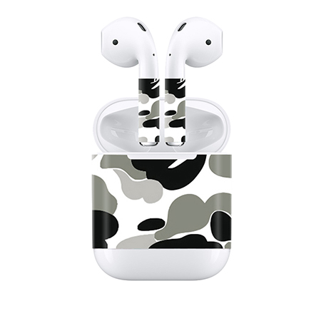 Pretty Looking Design Skin Cover Sticker and Easily Paste Vinyl Wrap for Apple Airpods(China)