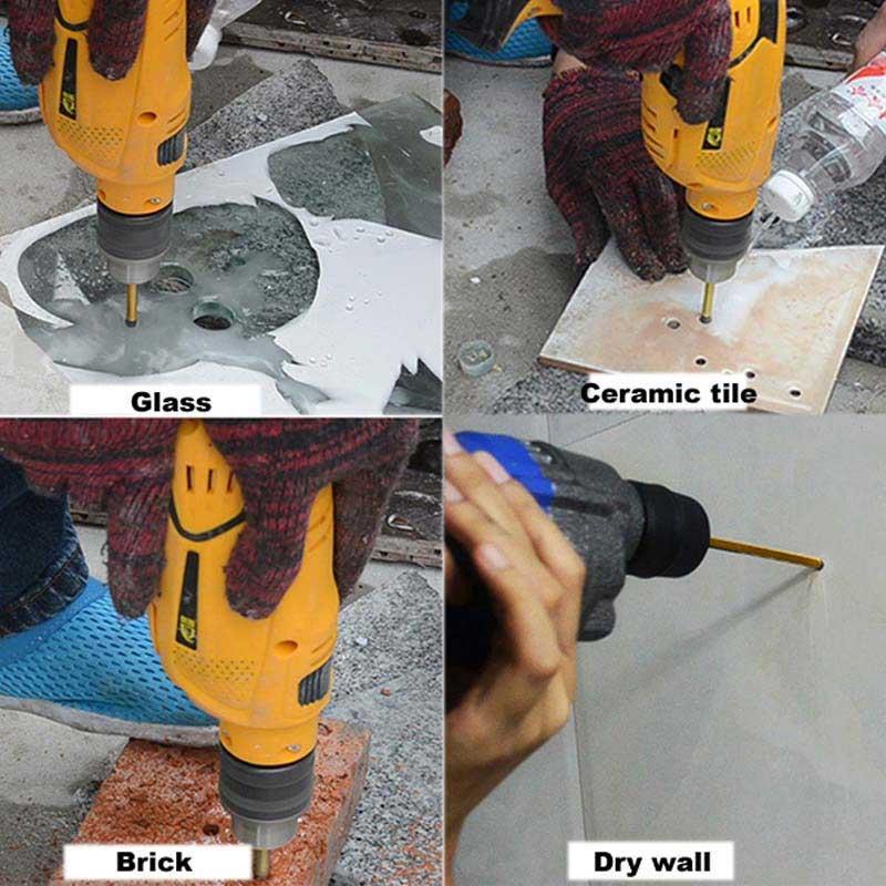 Glass drill bit-MGDK002-8