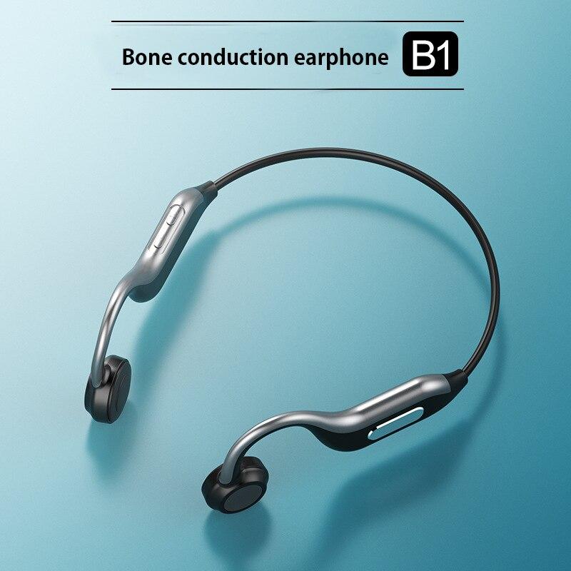 Pour xiaomi mi 9 se 9t Pro 8 lite A3 a2 Sport casque Bluetooth à Conduction osseuse casque sans fil avec écouteurs mains libres mi c