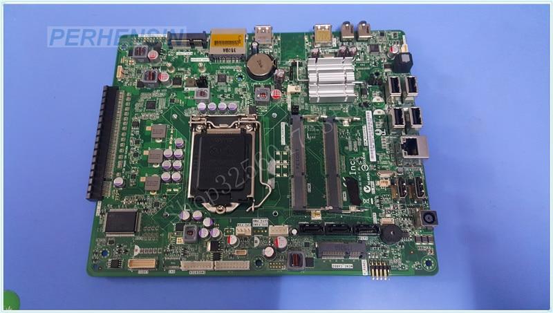 D'origine POUR Acer POUR Passerelle ZX4970 ZX6971 ZX6970 Z3770 Z5600 Z5771 Z5770 Carte Mère Socket 1156 IPISB-AG Rev: 1.06 100% Travail