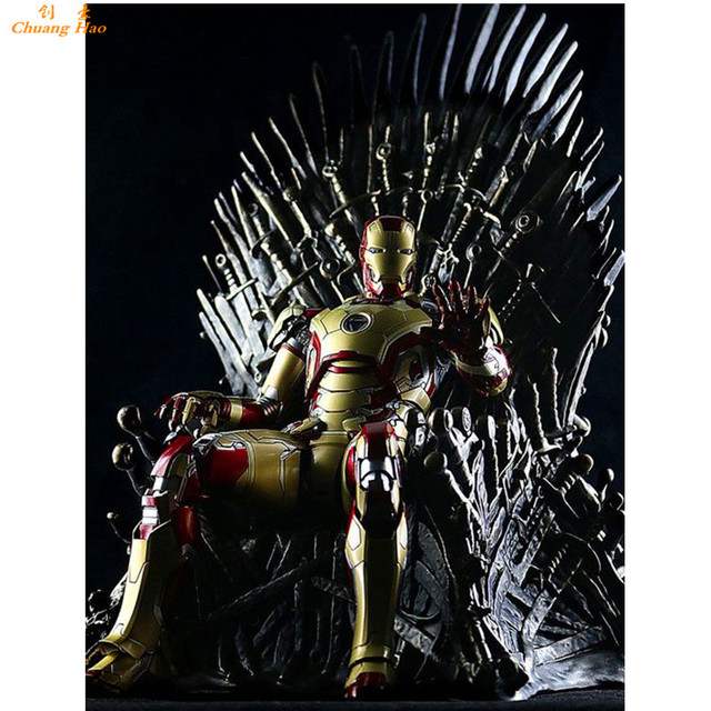 Aliexpress.com : Buy Crafts Game Of Thrones Iron Throne 7 ...