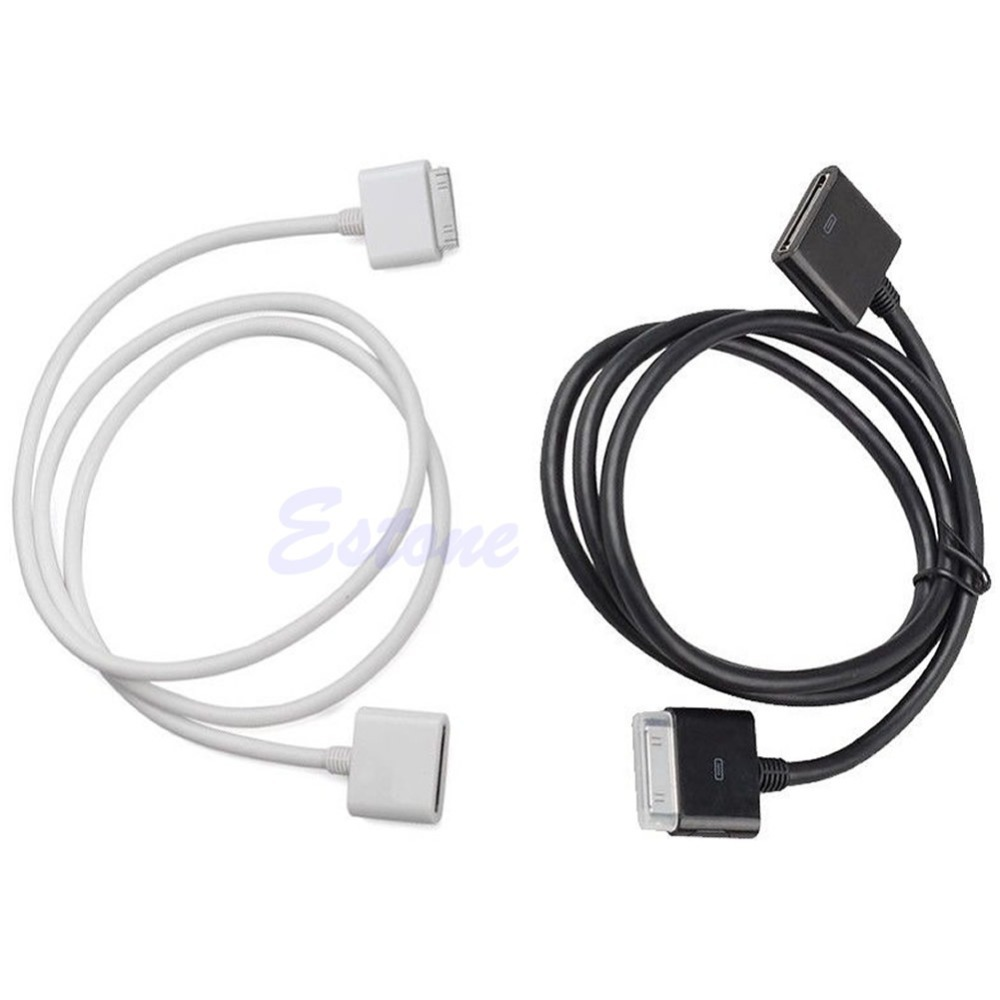 iphone 30 pin adapter 30 pin to dock adapter extender extension 14360