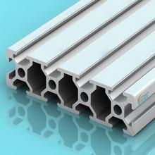 Изготовленные на заказ серебряные анодированные прессованные алюминиевые профили для мебели T-SLOT 2080