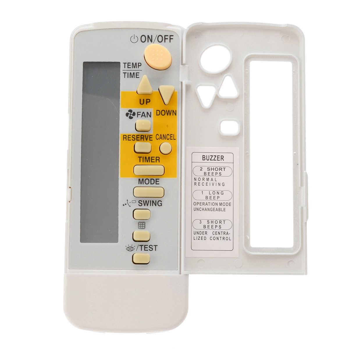 QHKS Mandos a Distancia BRC4C151 de Control Remoto for DAIKIN Brc4c152 Brc4c155 Brc4c158 AC Aire Acondicionado Color : Blanco