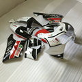 H498 White Black Full Fairing kit for HONDA CBR900RR 98 99 CBR-900RR CBR 900RR 919 1998 1999 CBR 900 ABS Fairings set+7gifts