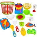 35pcs Plastic Kids Children Kitchen Utensils Food Cooking Pretend Play Set New Arrival Kids Toy