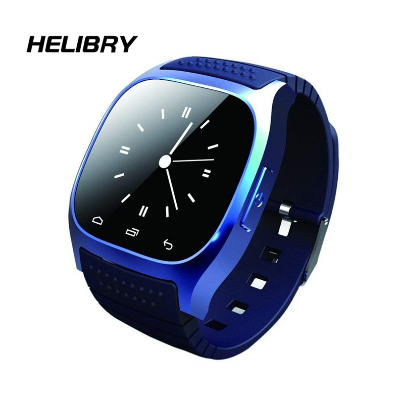 Wristwatch M26 SMart Watch for Android Smartphones Support Multifunction Better As DZ09 for Men Android iOS Phones Smartphones умные часы smart watch y1