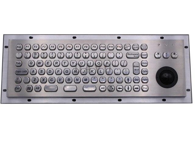 metal keyboard atm keypad metal trackball keypad rugged keyboards