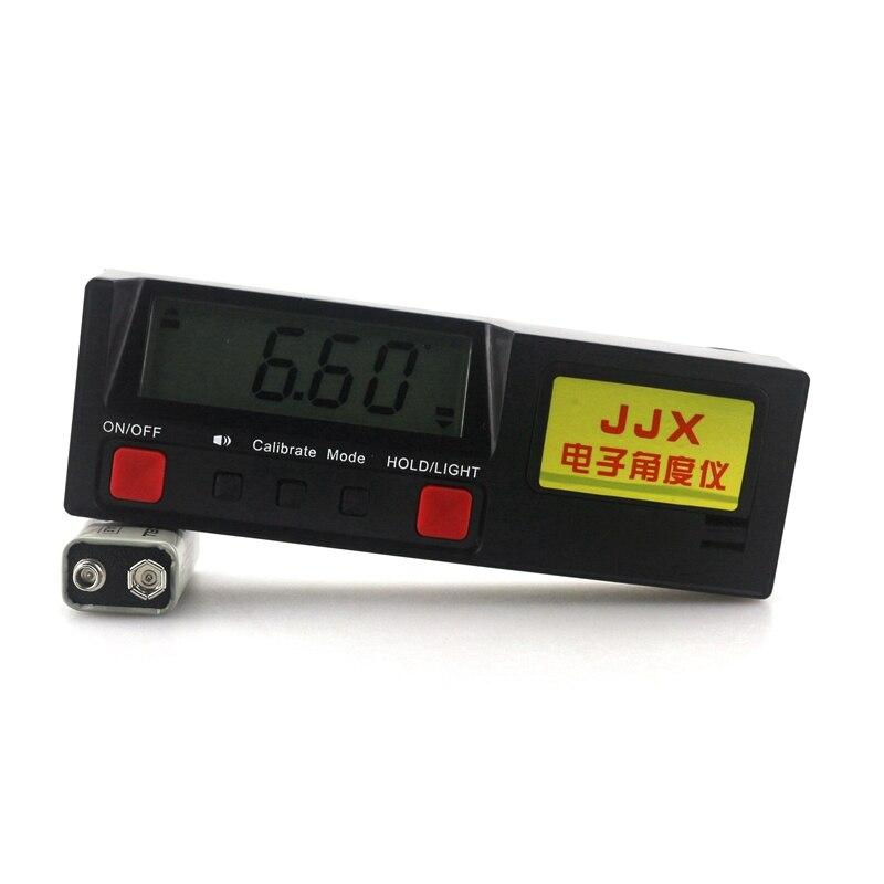 Digital Angle Level Gauge Digital Measuring Instrument 360 Degree Inclinometer