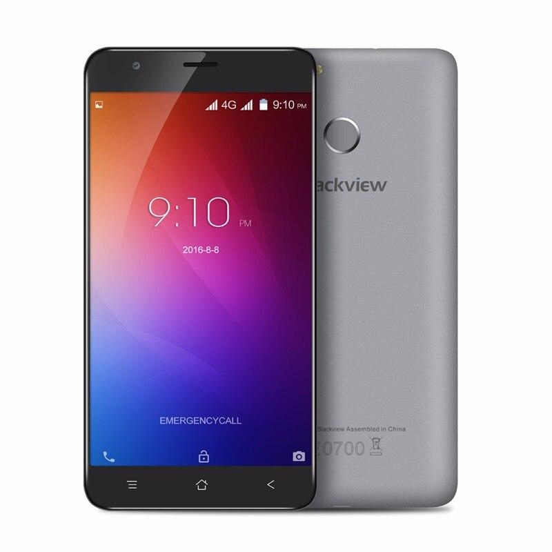 Original Blackview E7 Smartphone 5 5 Inch MTK6737 Android 6 0 1GB RAM 16GB ROM 8