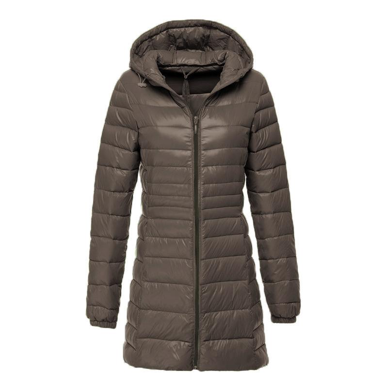Big Coat Hooded Female 23