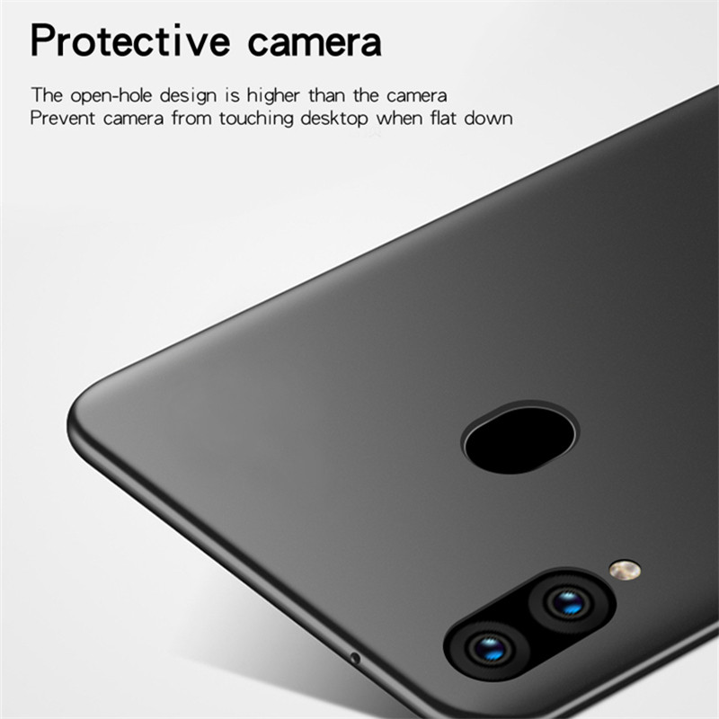 Image 5 - For Samsung Galaxy M20 Case Silm Luxury Ultra Thin Smooth Hard PC Phone Case For Samsung Galaxy M20 Cover For Samsung M20 Fundas-in Fitted Cases from Cellphones & Telecommunications