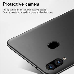 Image 5 - 삼성 갤럭시 m20 케이스 실크 럭셔리 울트라 얇은 부드러운 하드 pc의 전화 케이스에 대한 삼성 갤럭시 m20 커버 삼성 m20 fundas 들어