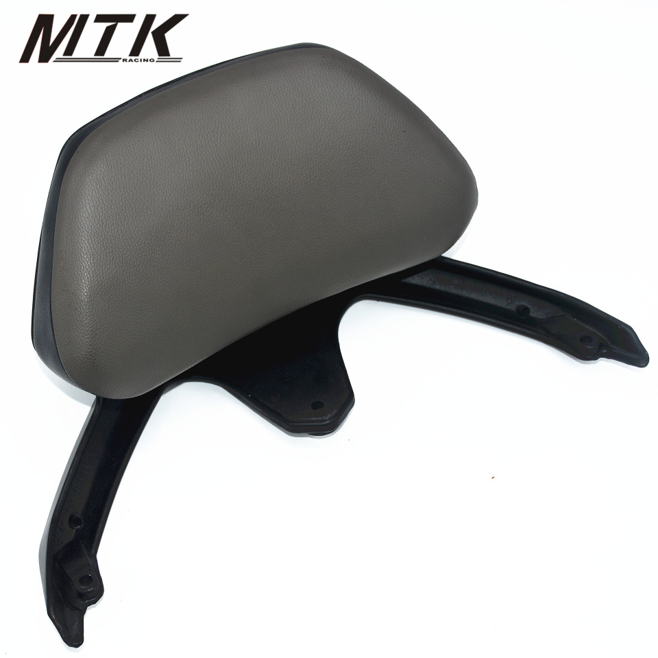 MTKRACING Passenger Backrest Stay 2012-2015 For YAMAHA T-MAX TMAX 530 2012 2015 Motorcycle Accessories Backrest