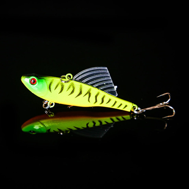 Professional Crankbaits With Wings 7cm