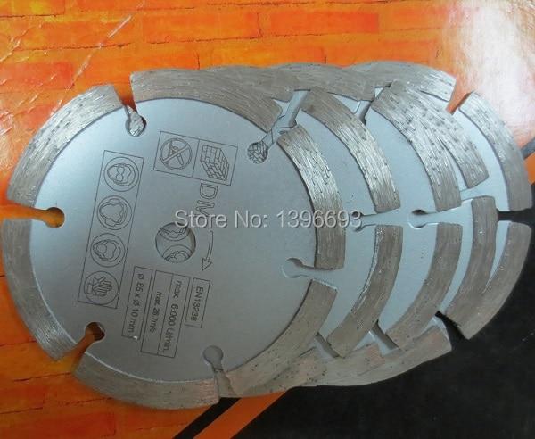 5vnt / partija, 85x2.0x10mm, mažo pjūklo daugiafunkcio pjūklo - Elektrinių įrankių priedai - Nuotrauka 4