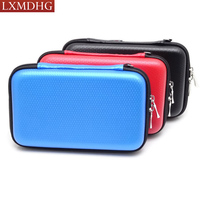 Mini Digital Gadget Pouch Travel Storage Bag For Earphone USB Flash Drive SD Card Data Cable