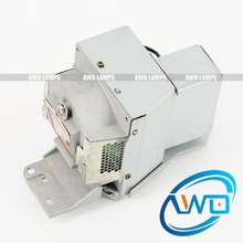 AWO High Quality Projector Lamp 5J.J5205.001 Replacement with housing for BENQ Projectors MS500/MX501/EP5127/TX501 Hot Sales