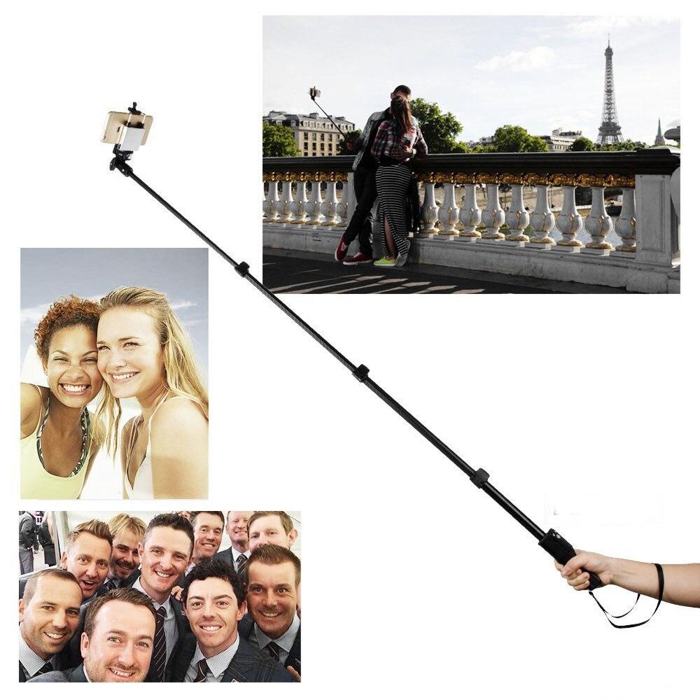 Portable Foldable Bluetooth Selfie Stick Cellphones & Telecommunications Mobile Phone Accessories Selfie Sticks