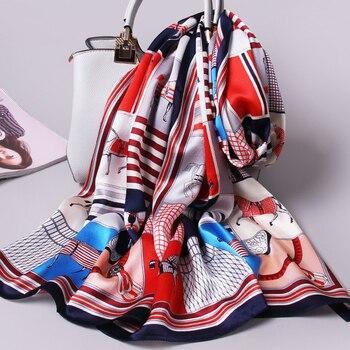 100% Pure silk material scarfs/shawls
