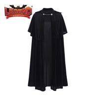 Phantom of the Opera Cape velvet kids cloak cape blue and black halloween cape kids velvet halloween vampire cape cloak