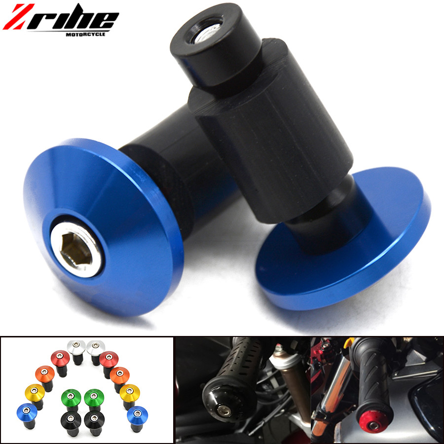 for 7/8 Universal Motorcycle Handlebar CNC Aluminum Part Handle Hand Grips Bars Ends For bmw r1200gs adventure 2006-2011 bars брюки 7 8