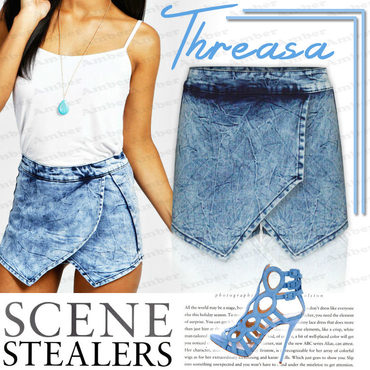 Wash-Jeans Shorts Skirts-Acid America Fashion Women's Denim Ladies New And Brand Faded