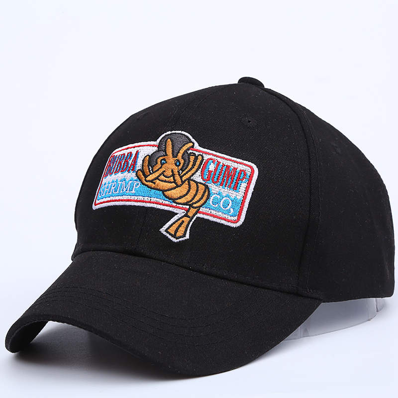 bd21f7deb84 VORON new 1994 BUBBA GUMP SHRIMP CO. Baseball cap men women Sport Summer  Cap Embroidered summer Hat Forrest Gump Costume-in Baseball Caps from  Apparel ...