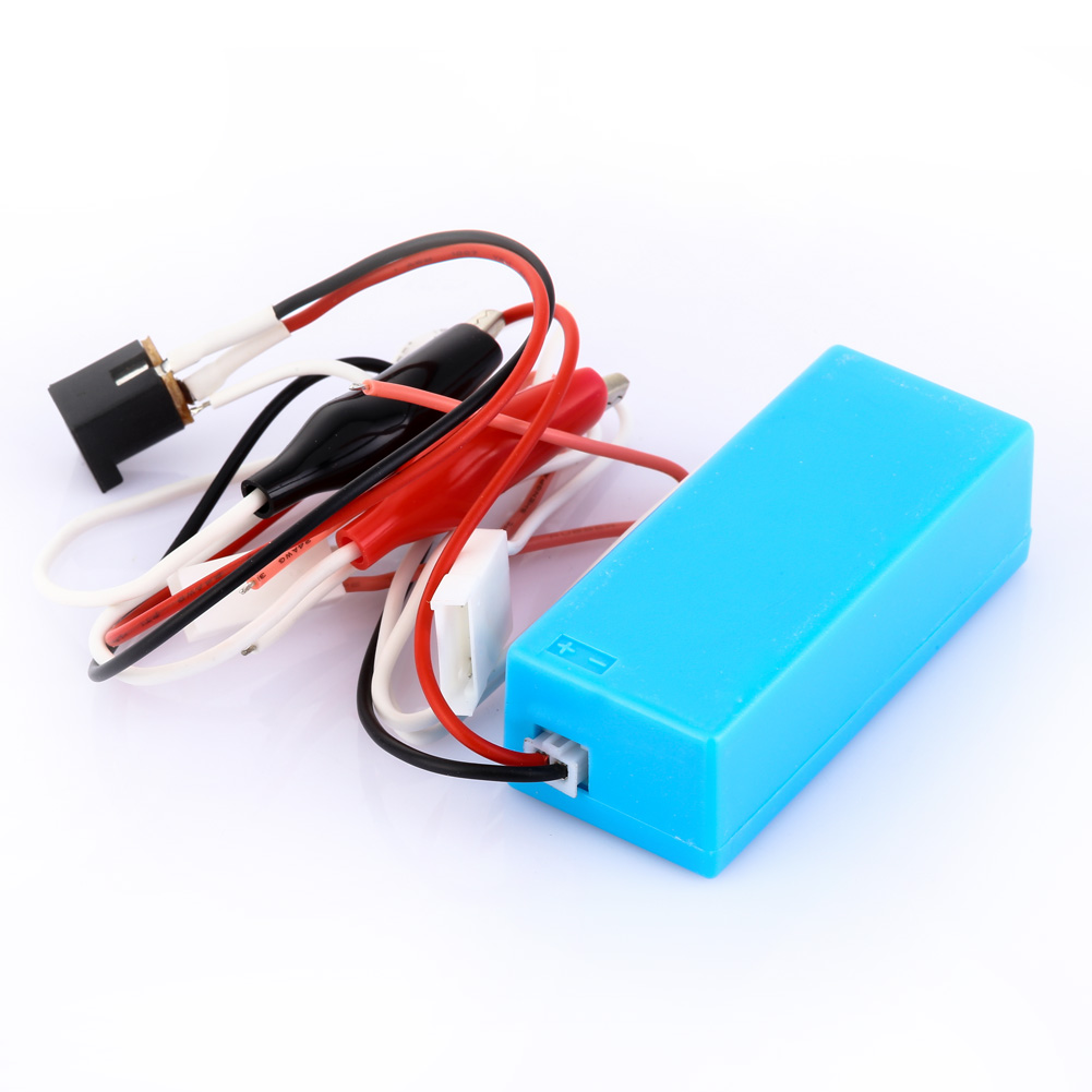 12V DC Input CCFL Inverter Tester CCFL Lamp Test Tool Repairing Cable Backlight Tube Tester For Laptop Screen LCD Lamp Repairing
