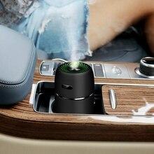 Мини Автомобильный увлажнитель воздуха домашний бесшумный Настольный портативный USB увлажнитель воздуха