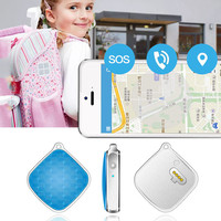 Profeshional Mini Tracker GPS With GSM GPRS Tracker Alarm Personal Realtime Locator For Kids Children Support