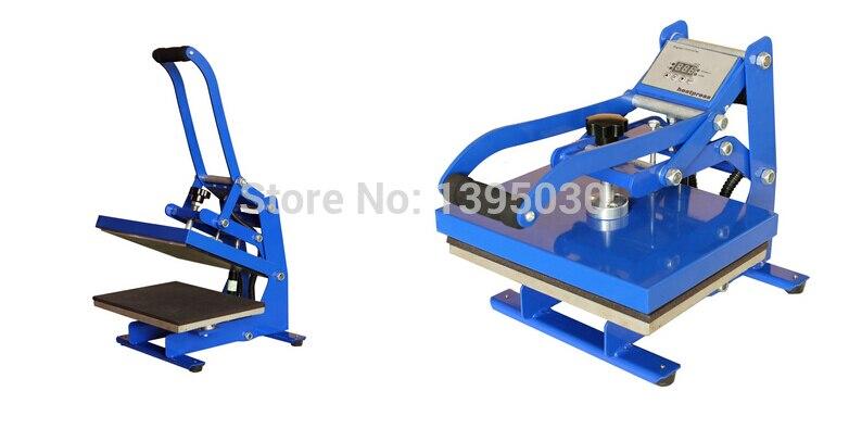 23X30cm heat transfer machine T-shirt hot press Small Heat Press Machine HP230A 15 15cm heat press machine digital controller pressing machine hp230a