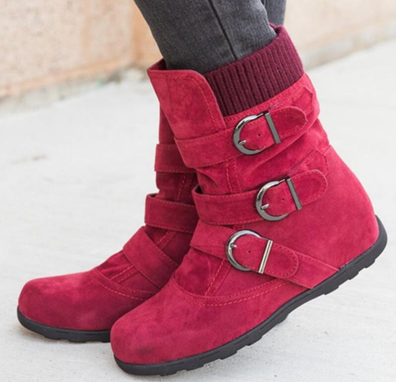 sapato-feminino-women-ankle-boots-chunky-low-heels-vintage-shoes-woman-gladiator-matte-PU-leather-rome (1)