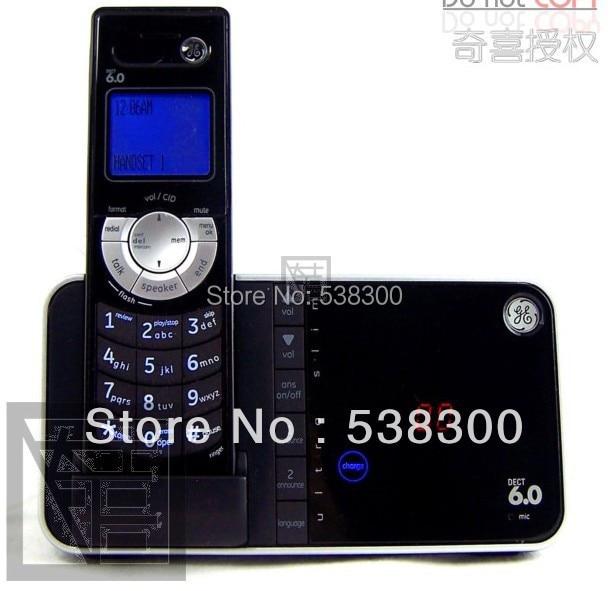cordless phone ge manual