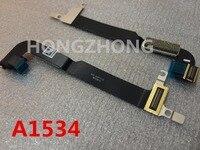 Orijinal I/0 Güç USB-C Flex Kablo 821-00077-A Için 12