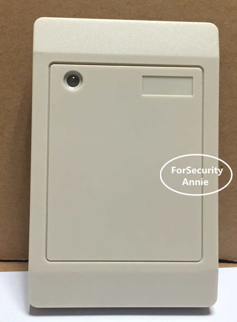 WG26/34 125Khz RFID Card Reader For Access Control System RFID Reader ID EM Card Reader For Access Control board wg26 34 waterproof touch keypad access control card reader for rfid access control system f1688a