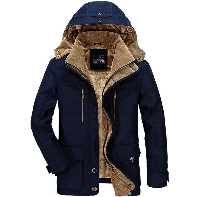 Warm Parka Coat