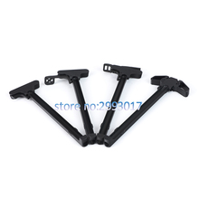 Tactical AR-15 Cocking Charging Handle Ambidextrous Shooters Charge Bolt Assembly Aluminum Matte Four Styles Can Choose