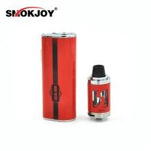 Electronic Cigarette Smokjoy 65W Talos Mini Kit 0.2ohm 3000mah Vape Mini Box Mod 3ml Vaporizer Atomizer Tank Starter Kit Vape