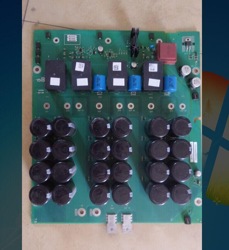 Inverter G120 and 240 series 110kw power capacitor plate plate A5E01206074 approximation processes involving jacobi series and wavelets