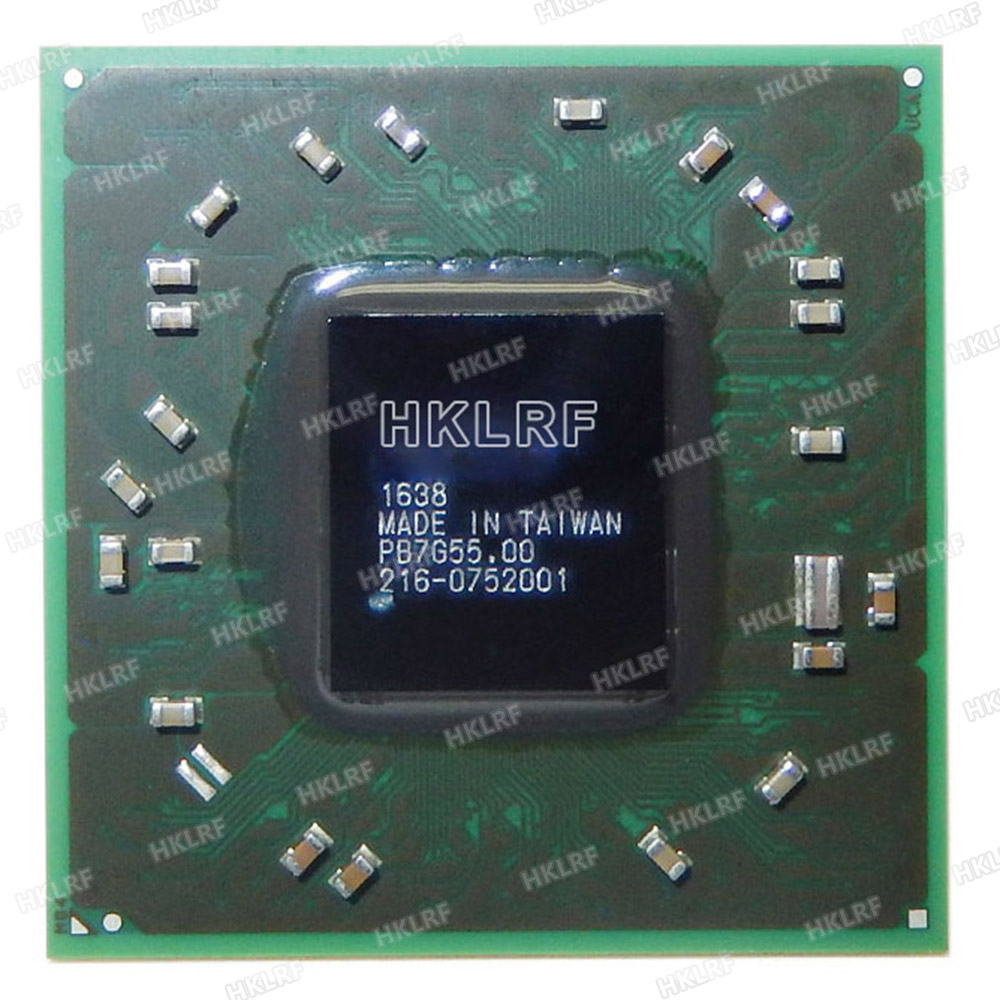 Image 2 - 3 PCS/Lot 100% NEW Original 216 0752001 Date Code 2016+ IC Chip 216 0752001 BGA Chipset Free Shipping-in Integrated Circuits from Electronic Components & Supplies