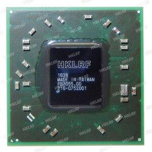Image 2 - 3 pz/lotto 100% NUOVO Originale 216 0752001 Codice della Data di 2016 + IC Chip 216 0752001 BGA Chipset Spedizione Gratuita