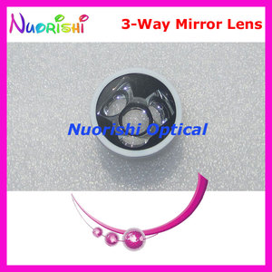 Image 5 - SL13 Ophthalmic Goldman Three 3 Way Mirror Fundus Slit Lamp Contact Lens Black Leather Metal Case Packed Free Shipping