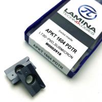 כלי קרביד 20PCS APKT1604 PDTR LT30 כרסום הפיכת כלי מחרטה כלי קרביד הכנס apmt 1604 pdtr כלי כרסום מפנה כלי כלי CNC (1)