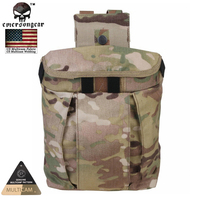 Emersongear Dump Pouch Mag Pouch Molle Tactical Accessories Emerson Tactical Magazine Pouches Multicam EM9042 Coyote Brown Black