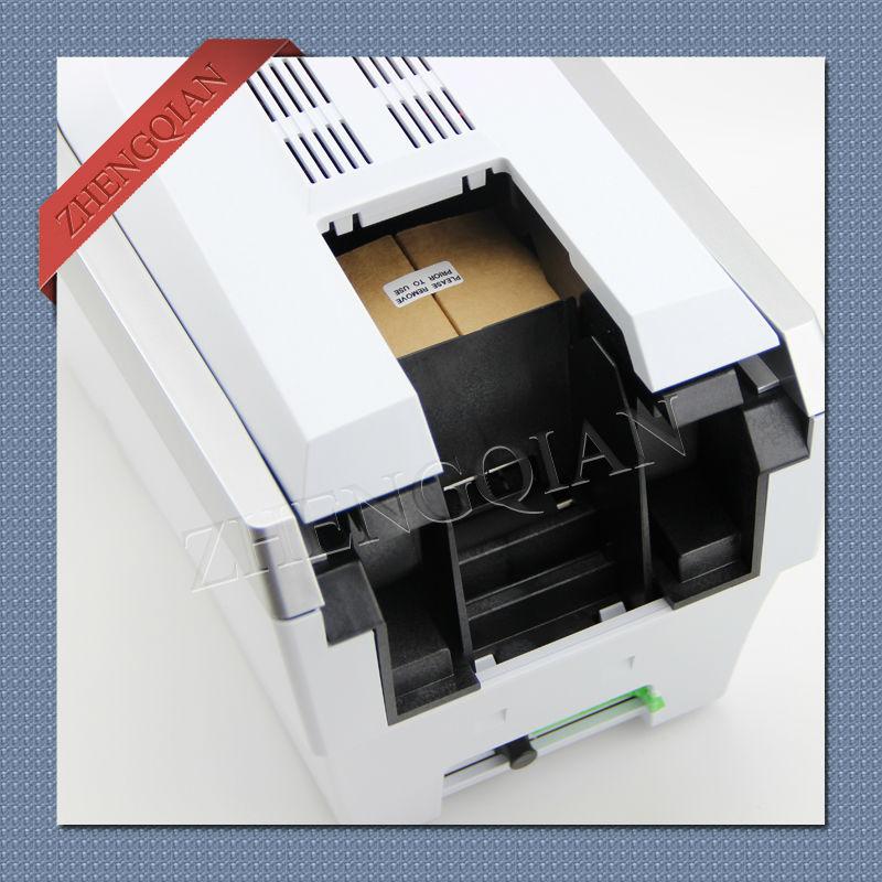 Magicard Rio Pro dual sided id pvc card printer with two MA300 YMCKO ribbon