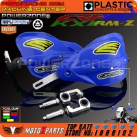 Powerzone Мотоцикл Байк ATV Руль управления для мотоциклов рукавицы Рука гвардии KTM SX SXF кроме XCW отл F Husqvarna CRF YZF РМЗ KXF KLX