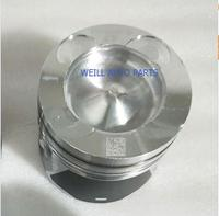 WEILL1004410 ED01 2 2/5000 Original piston (ONE SET:4 PCS) for Great Wall Motor 4D20 engine modle Haval H6 parts