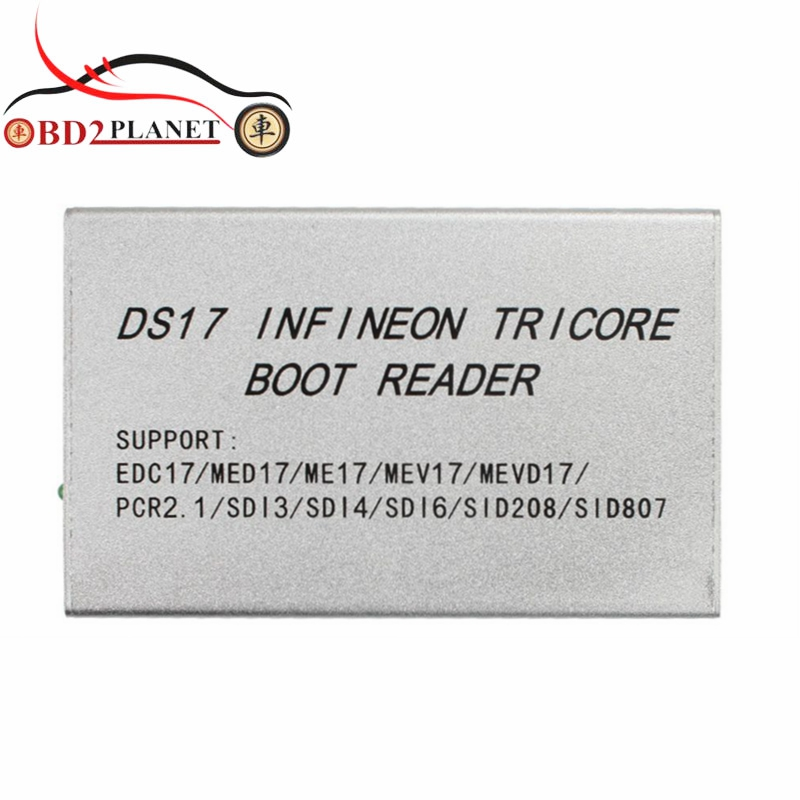 Super High Quality DS17 Infineon For Tricore Boot Reader Support EDC17 And Tricore Instead of BDM100